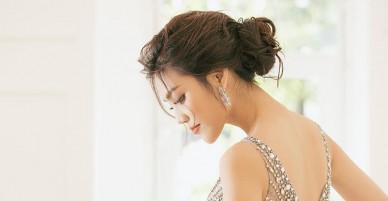 Lấy ý tưởng từ váy của Hoàng hậu, Lan Khuê sẽ là cô dâu đẹp nhất showbiz