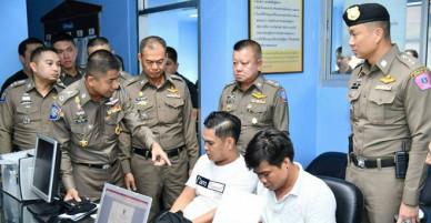Người Việt lại bị xấu mặt ở nước ngoài: Bắt khẩn cấp 2 thanh niên móc túi người khác