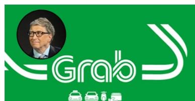 Microsoft vừa đổ lượng tiền đầu tư khủng vào Grab!