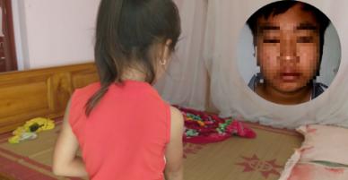 Kinh hoàng nam sinh 15 tuổi hiếp dâm bé gái 6 tuổi.