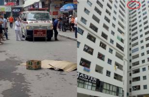 Chung cư Linh Đàm: Những cái chết thương tâm từ căn hộ ở tầng 31- nơi nữ sinh vừa ném con xuống đất gây chấn động