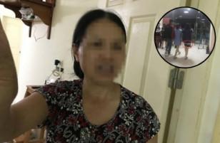 Vụ nữ sinh ném con từ chung cư: Hàng xóm cho hay cái thai cô gái mang chỉ mới chừng 7 tháng tuổi