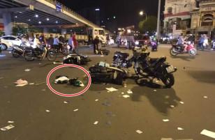 Vụ lái BMW gây tai nạn liên hoàn: Xót lòng với hoàn cảnh của chủ nhân chiếc nón bảo hiểm Grab nằm trơ trọi ở hiện trường