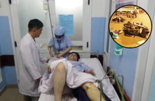 Vụ tai nạn nghiêm trọng ở ngã tư Hàng Xanh: Thêm 2 nạn nhân bị chấn thương sọ não, tiên lượng xấu