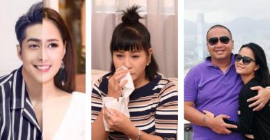 """Sao 247: Cát Phượng """"xoắn não"""" vì tin nhắn ngoại tình của Kiều Minh Tuấn, mẹ Bảo Anh lên tiếng phân trần cho con gái"""