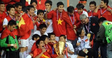 Mức tiền thưởng cao kỷ lục giành cho đội vô địch AFF Cup 2018