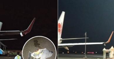 Chưa đầy 1 tuần, máy bay của hãng hàng không gây ra cái chết cho 189 hành khách rơi tự do khi đang cất cánh