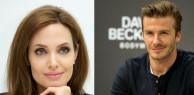 Hậu ly hôn Brad Pitt, fan phát hiện Angelina Jolie đang muốn qua lại với David Beckham?