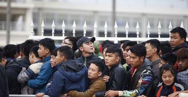 """Trước trận đấu giữa Việt Nam và Malaysia tối nay: CĐV Malaysia được """"cách ly"""" khỏi CĐV Việt Nam"""