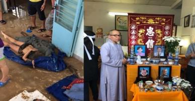 Doanh nghiệp múc đất làm hồ nhân tạo đặt ngay trên khu nhà dân gây sạt lở khiến gia đình giáo viên trẻ chết thảm ở Nha Trang