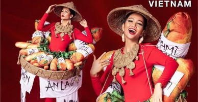 """Đừng vội chê cười trang phục """"bánh mì"""" H'Hen Niê, dưới đây là những bộ trang phục truyền thống ấn tượng không kém gì"""