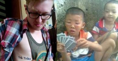 Vì hành động chơi khăm của thanh niên này mà hình ảnh Việt Nam đã bị bôi xấu